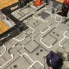 An evil sorcerer on the 3D printable sci fi tiles
